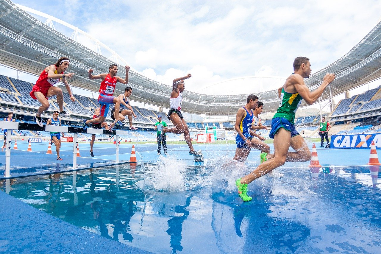 Resilience in Sport in Action - The Steeplechase