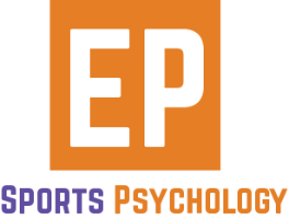 EP Sports Psychology Company Logo by Erin Prior in Birmingham England