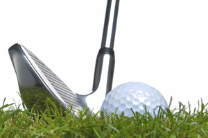 Are you thinking crookedly on the golf course?