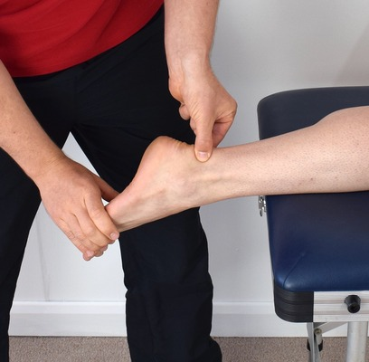Ankle Injury Rehabilitation